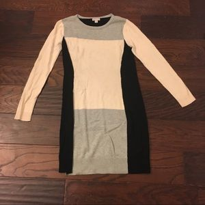 Adorable Sweater Dress size M